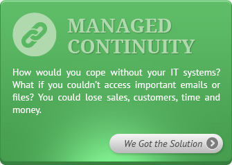 Managed Services - Managed Continuity