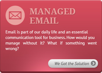 Managed Services - Managed Email